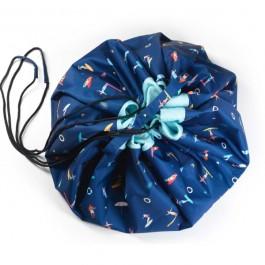 Play and Go Storage Bag & Playmate - Surf, beach, storage bag, toys, kids,