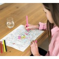 OMY Coloring Placemat - Games