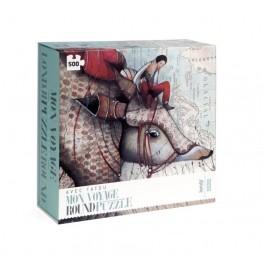 Londji Round Puzzle - Mon Voyage