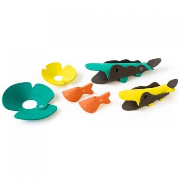 Quutopia. Bath toy - Crocodiles