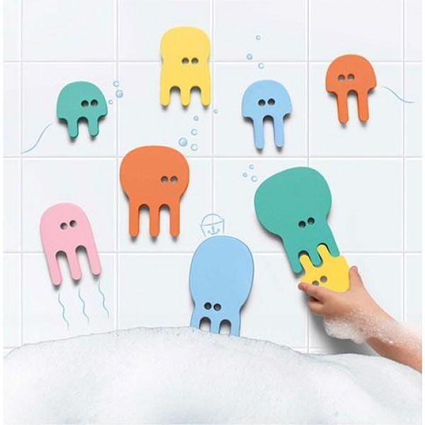 Quutopia. Bath toy - Lellyfish