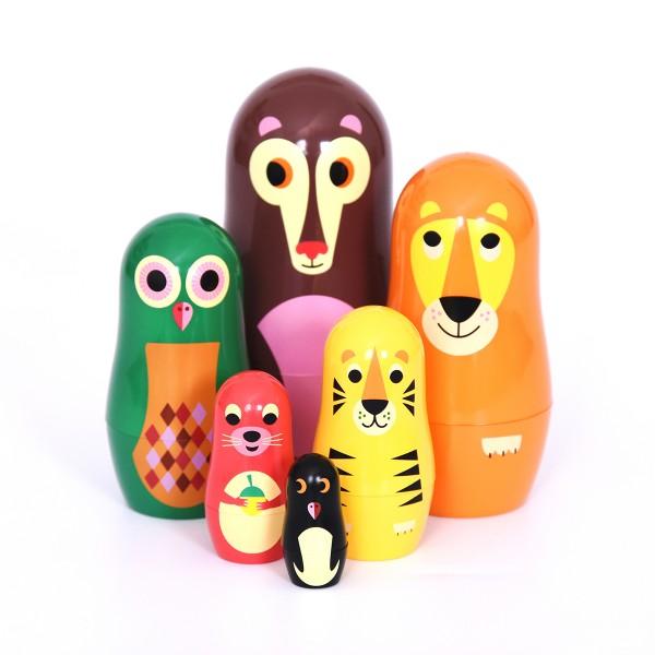 OMM Studio Matryoshka - Animals