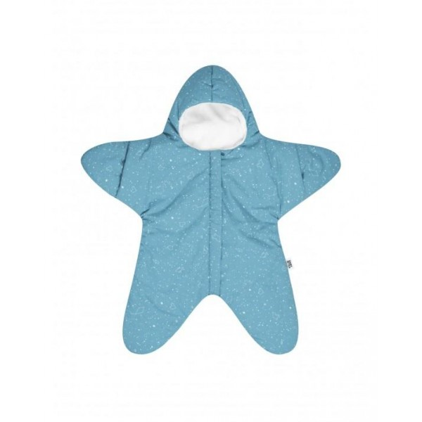 Baby Bites sleeping bags -Star Turquoise, sleeping bags, fish, babies accessories, accessories for sleep, gift for newborns