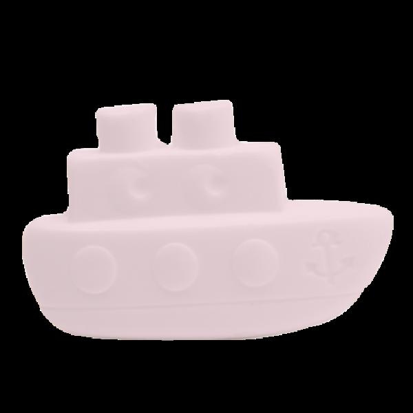 Organic kids boat-shaped soap