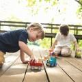 Plan Toys Ξύλινα Οχήματα - Εκσκαφέας, παιχνιδια, οικολογικα παιχνιδια, ξυλινα παιχνιδια, ξυλινα αυτοκινητακια,