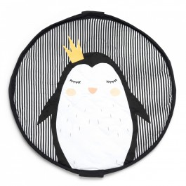 Play and Go Playmat & Storage - Pinguin