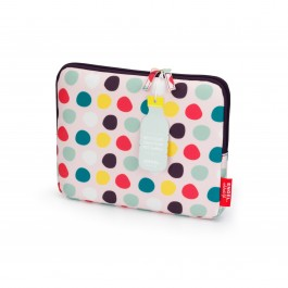 Engel Tablet Sleeve - DOTS, eco friendly kids products, tablet sleeve,