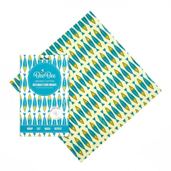 BeeBee Single Wrap - Sardines