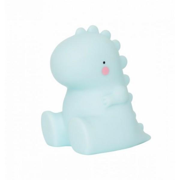 A Little Lovely Company Little light for kids room - T-Rex