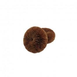 Σετ των δύο οικολογικό σφουγγάρι - Coconut