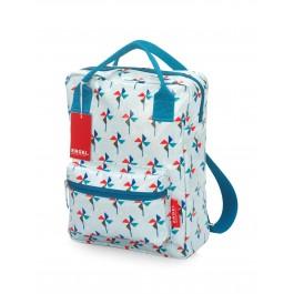 ENGEL Backpack - windmill, school bag, natural school bag, accessories for school,  kid backpack, eco kid backpack, eco kid accessories, accessories for school, toddler school bag, bags for school, Backpack -Tipi, kid backpack, eco kid backpack, eco kid a