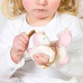 oli and carol Natural Rubber Toy - STACY THE UNICORN, oil and carol, natural rubber toy, teething toys for babies, baby toys, eco friendly toys for kids, for babies, avocado,