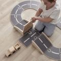 Wooden road aiden KID'S CONCEPT