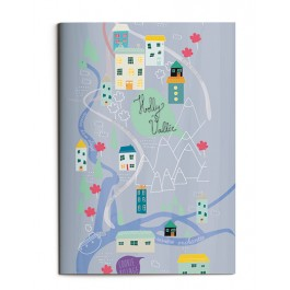 Notebook A5  - Petit Village