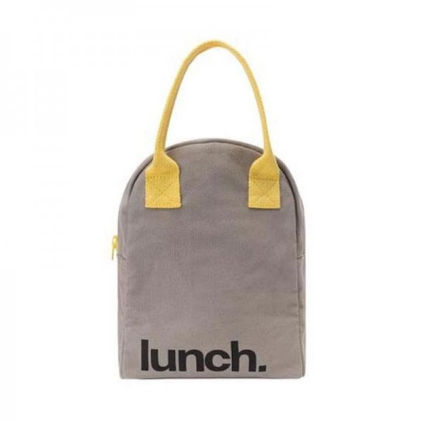 Fluf Eco Friendly Zipper Lunch Bag - Lunch